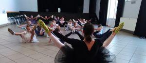 Sekcja baletowa - godziny zajęć