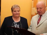 Barbara Lewińska odchodzi na Emeryturę