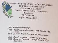 Protokół z eliminacji ogólnopolskiego turnieju