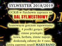 Sylwester w GCKiB Parchowo 2018/2019r.