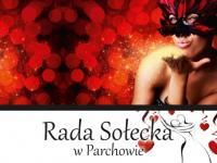 Bal Karnawałowo - Walentynkowy (zaproszenie)
