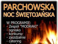 Noc Świętojańska - Parchowo 2017r.